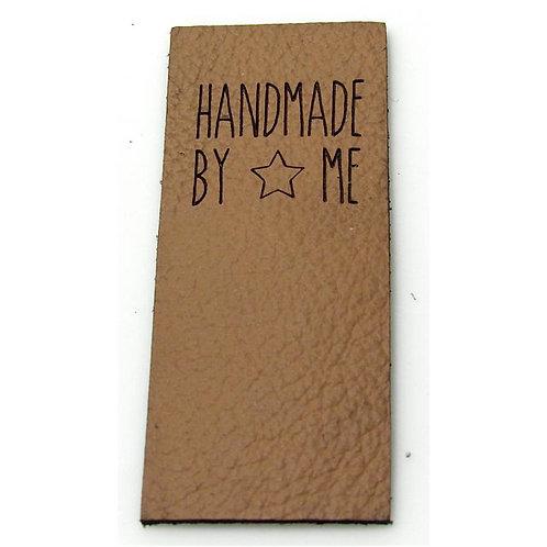 "10 Mützenlabel ""Handmade by me"""