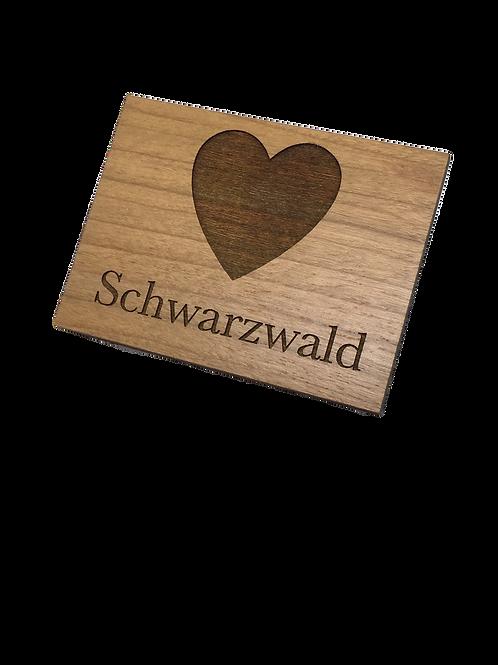 Magnet Herz & Schwarzwald