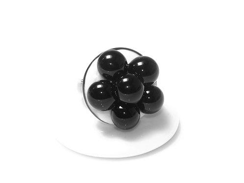 Ring Bollenhut, schwarz