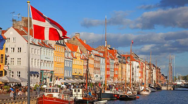 Desbravando a Dinamarca