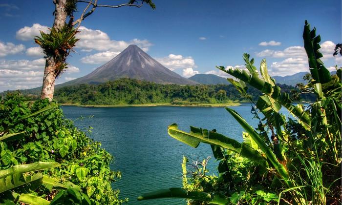 Desbravando a Costa Rica