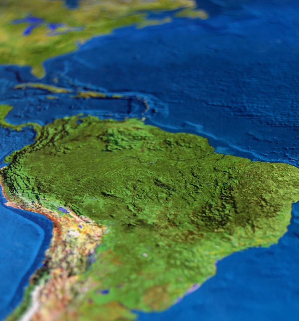 Desbravando a América Latina