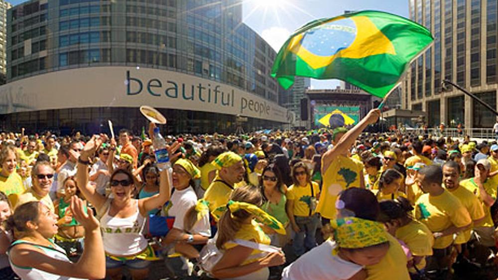 Comunidades de Brasileiros