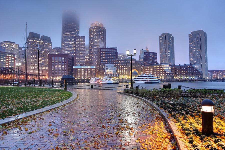Desbravando Boston