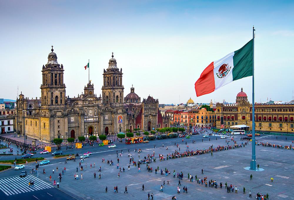 Desbravando o México