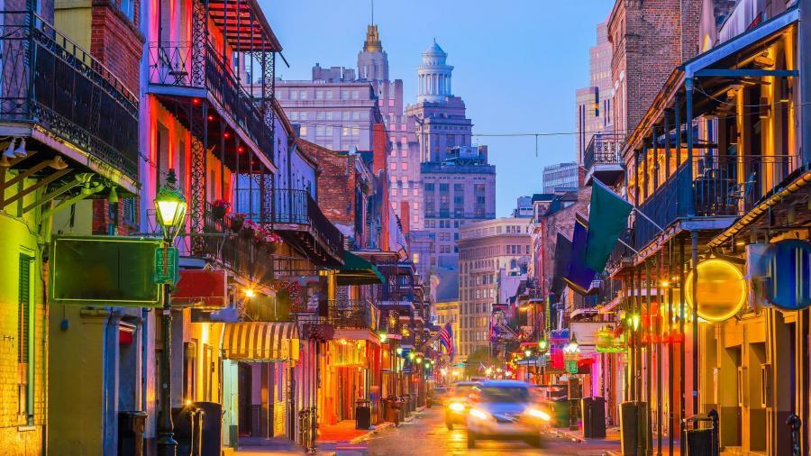 Desbravando Nova Orleans