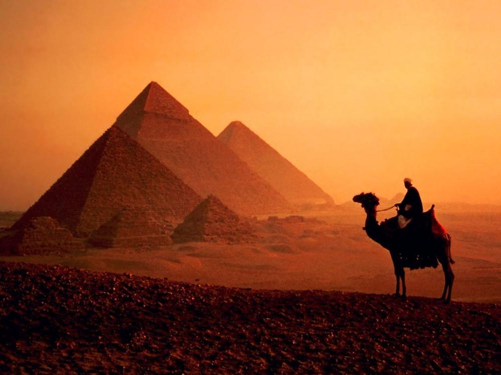 Desbravando o Egito