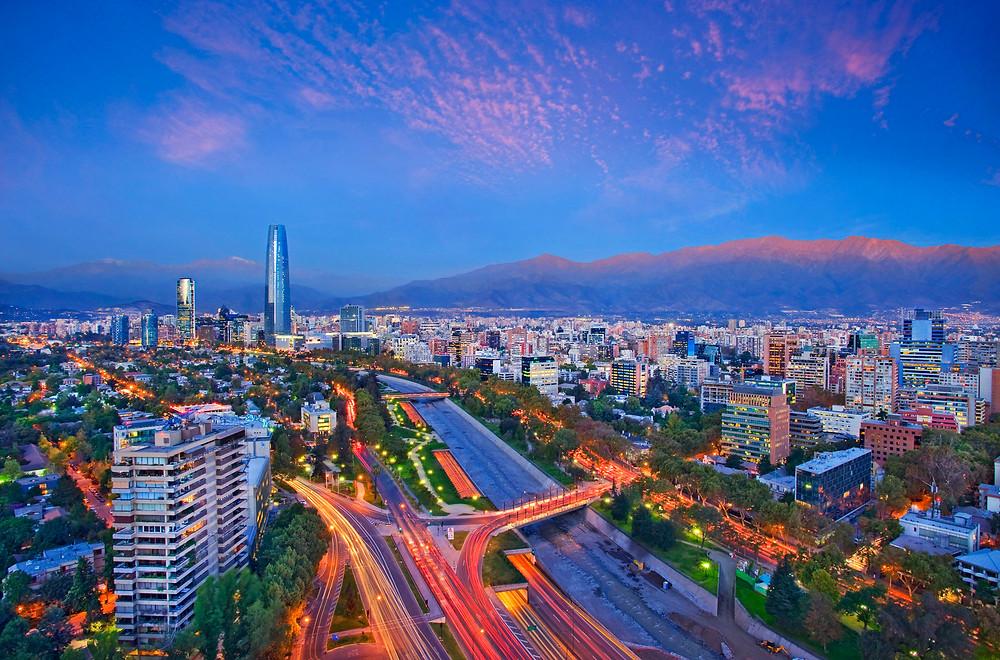 Desbravando o Chile
