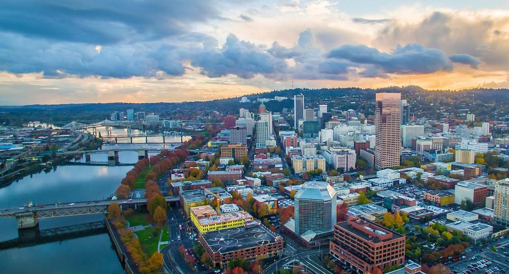 Desbravando Portland