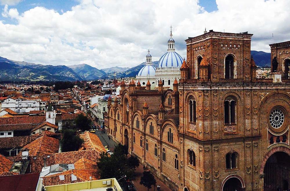Desbravando o Equador