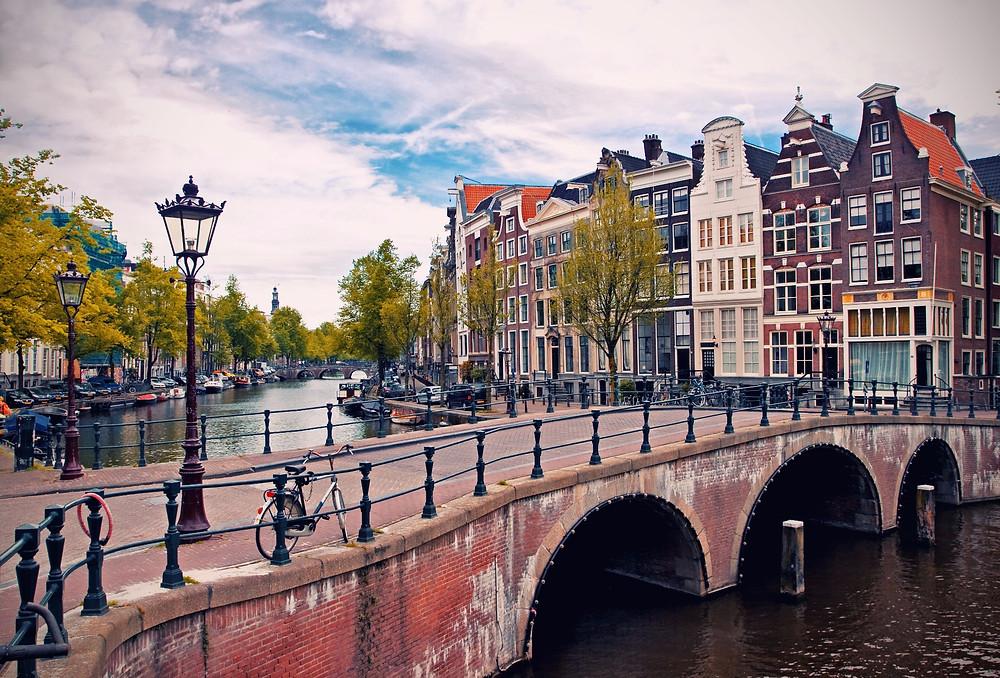 Desbravando a Holanda
