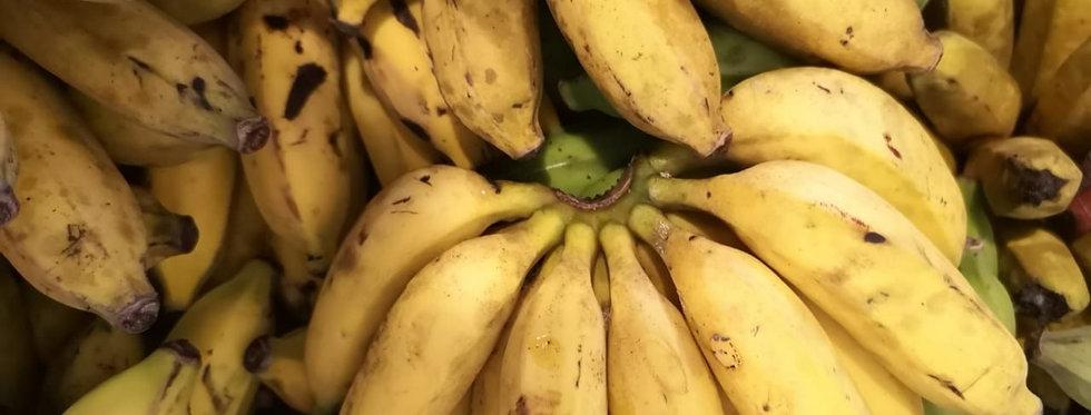 Banana prata madura/de vez (kg)