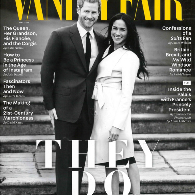 May 2018 Vanity Fair London Issue