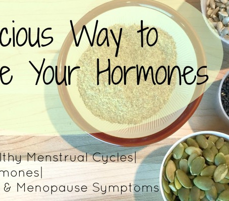 Seed Cycling: A Delicious Hormone Balance Tip
