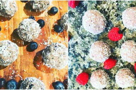 Berry Energy Bites Recipes