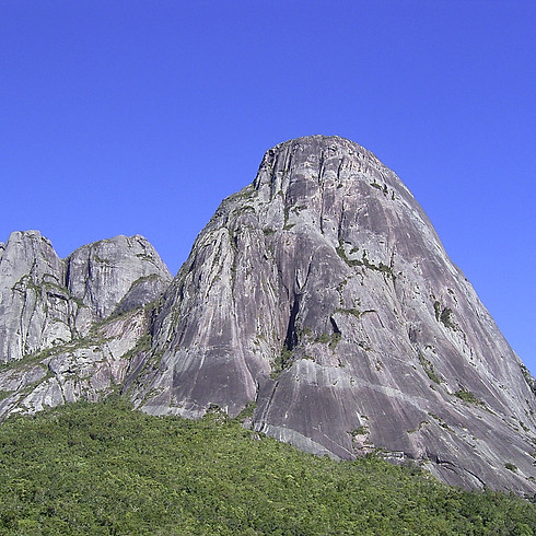 Pico Maior - Salinas
