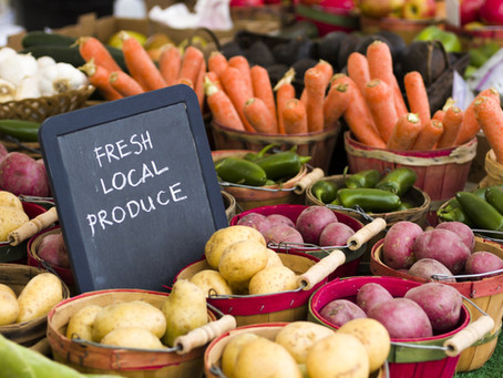 Buy Local - Support Our Farmers