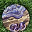 Thumbnail: Purple And Gold Resin Board