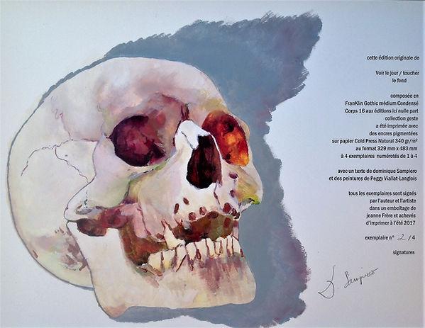 livre d artiste ,peggy viallat