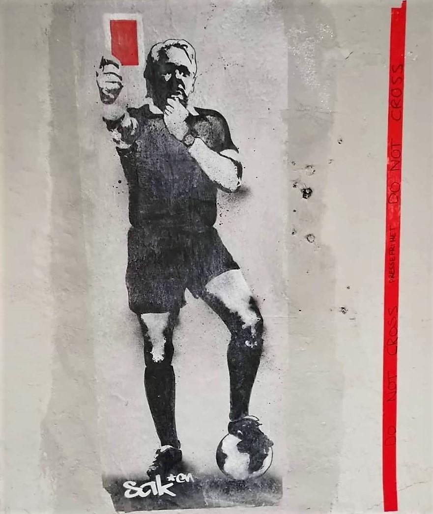 AFK Street Artist