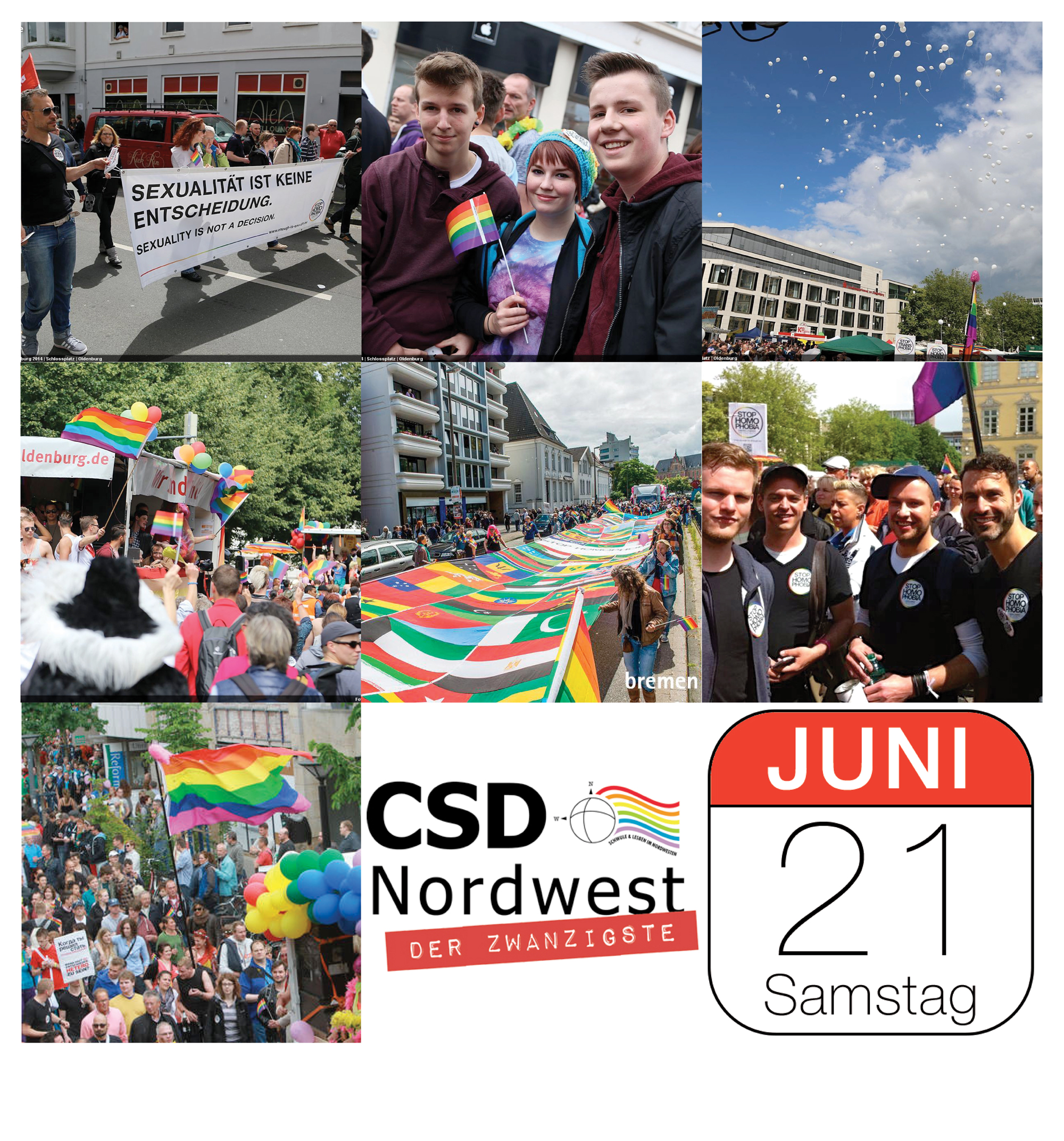 CSD Nordwest / Oldenburg
