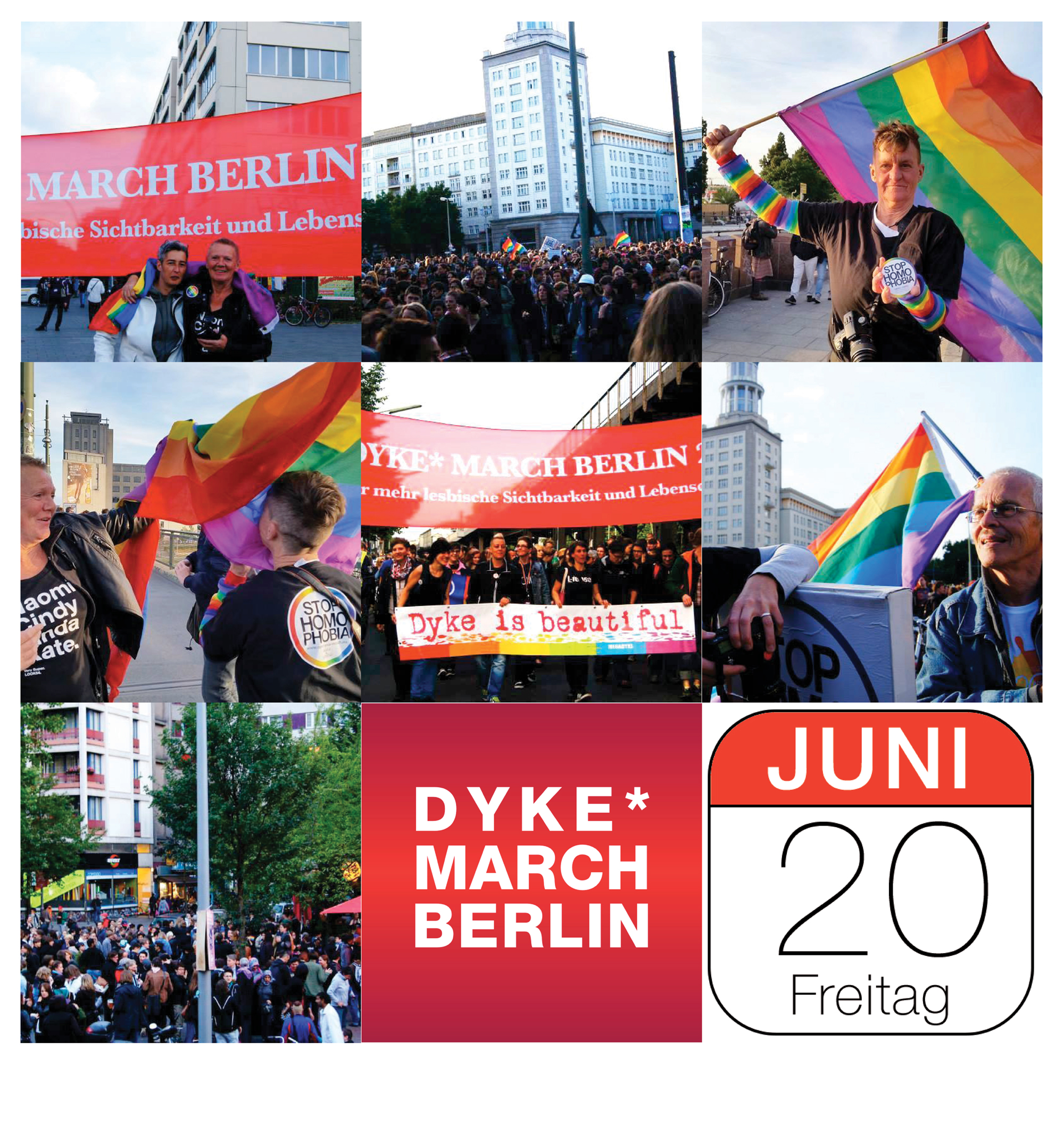 Dyke March 2014