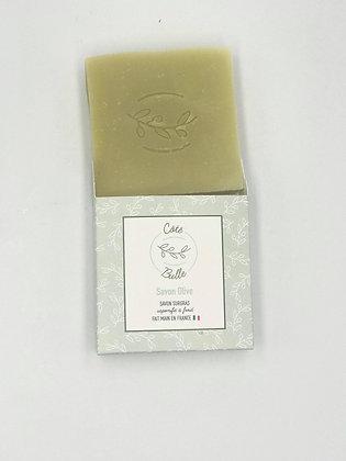 Savon OLIVE 100g avec emballage