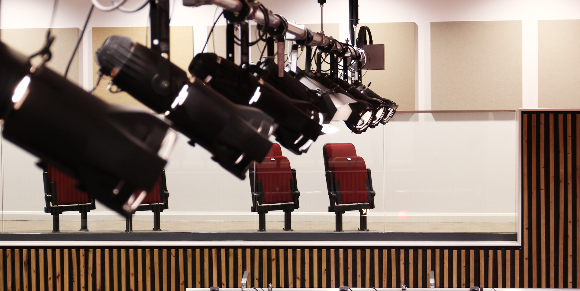The Auditorium Lighting