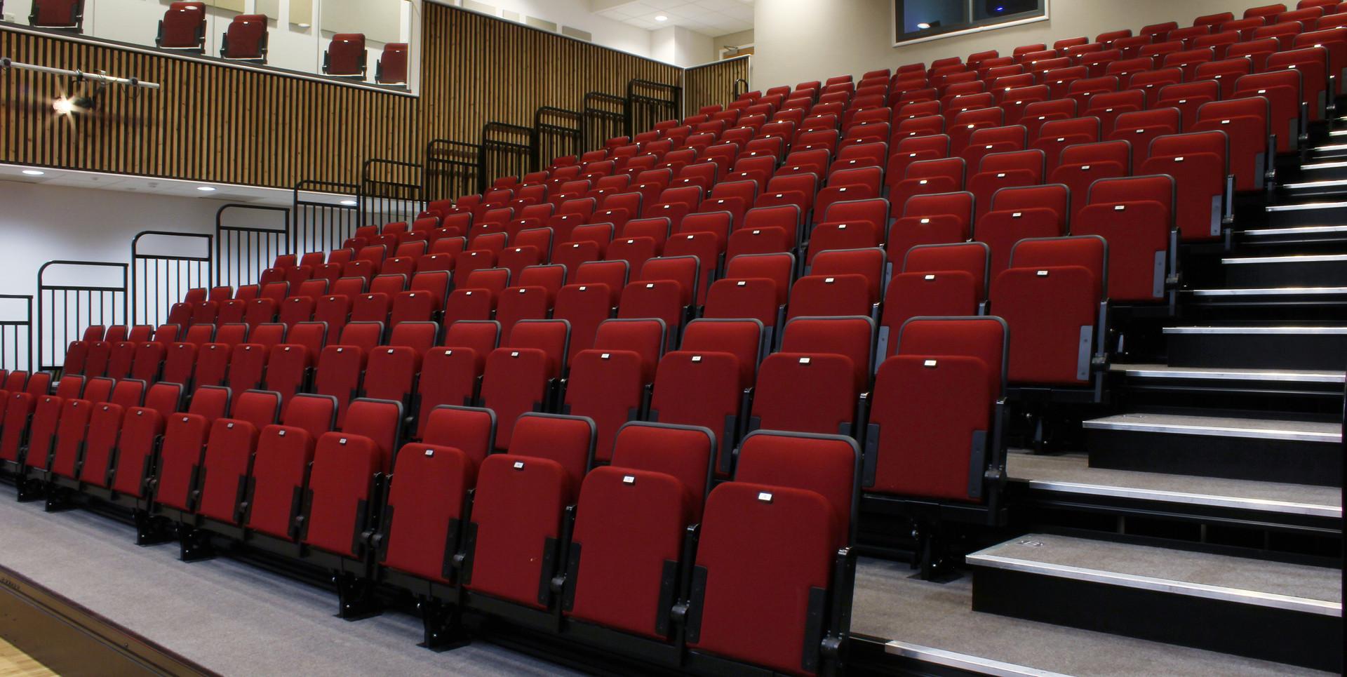 The Auditorium Seating