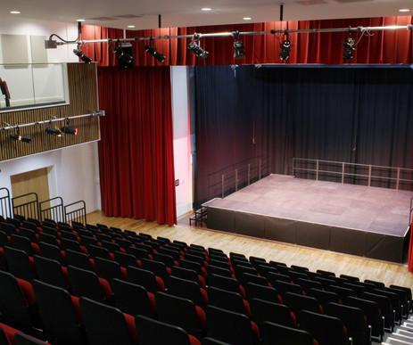 The Auditorium - Theatre Style