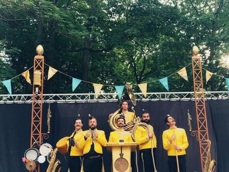 Imperial Kikiristan au festival Chalon Dans la rue
