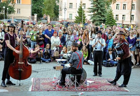 concerts de rue assahira