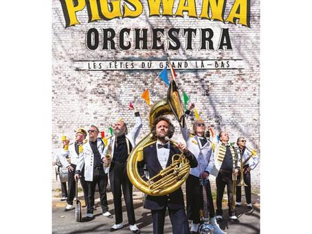 Pigswana Orchestra à Sotteville-lès-Rouen