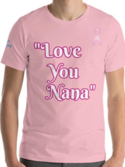 """I love you Nana"""