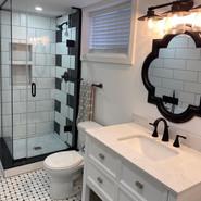 Bathroom Make Over