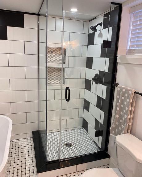 Custom Shower & Glass
