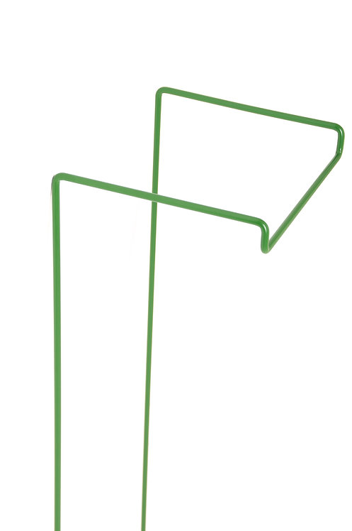 Square plant support