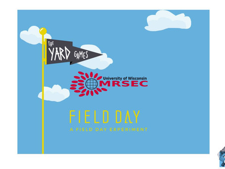 Sound designing educational games for Field Day/University of Wisconsin