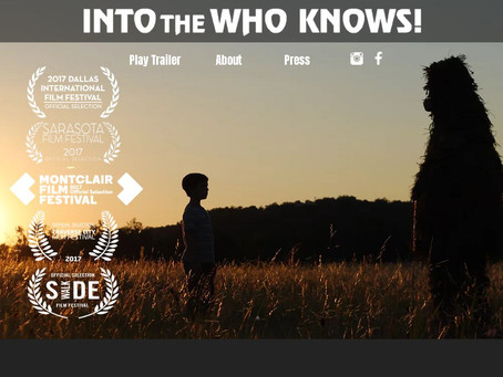 Into the Who Knows coming soon!