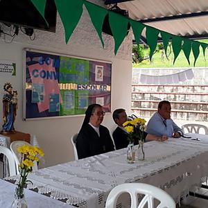 Fiesta de JMM y homenaje a las Hermanas en Medellín.