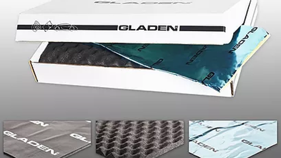 Gladen Kit Profissional