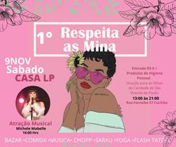1° Respeita as Mina