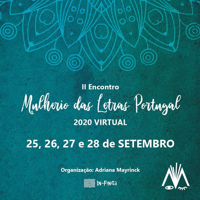 II Encontro Mulherio das Letras Portugal