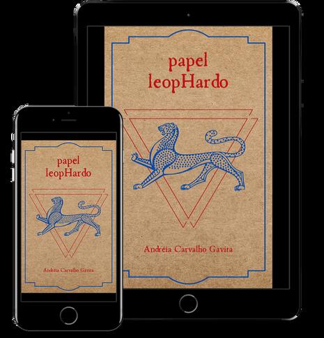 papel leopHardo eBook Kindle
