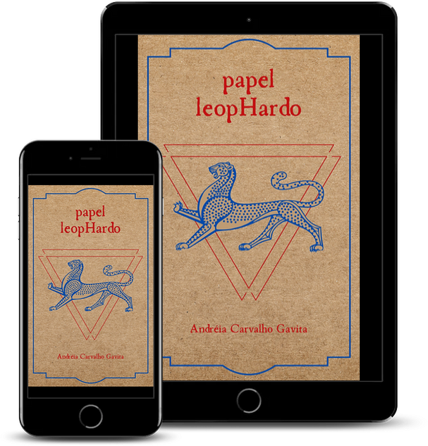 papel leopHardo eBook Kindle