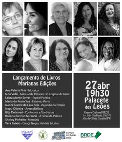 Marianas Edições 2018