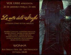VOX URBE La notte delle Streghe