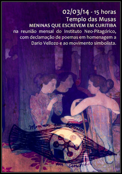 Recital Simbolista no INP