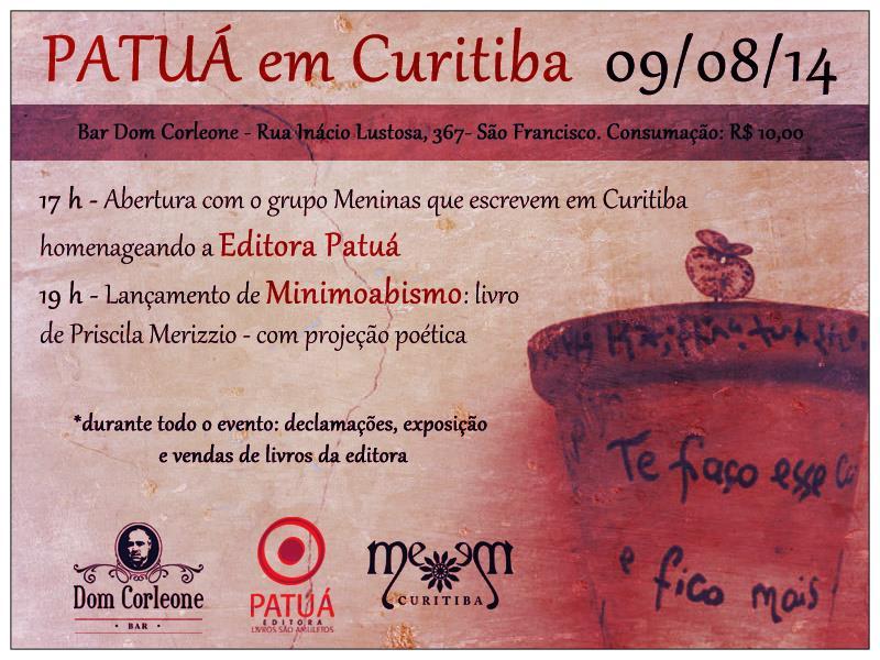 Sarau Patuá em Curitiba