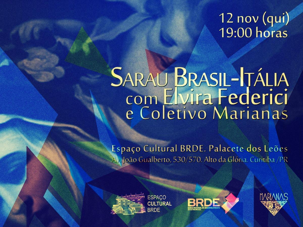 Sarau Brasil-Itália